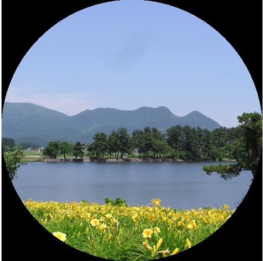 徳良湖 | くつろぎの宿「花笠高原荘」