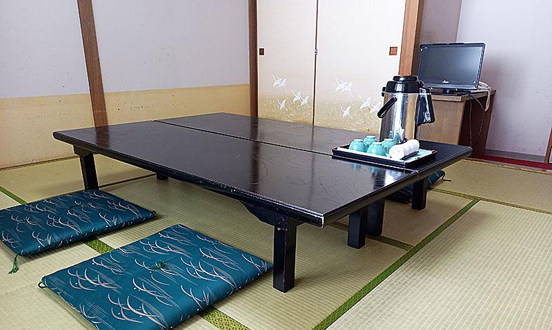 個別休憩室 | くつろぎの宿「花笠高原荘」