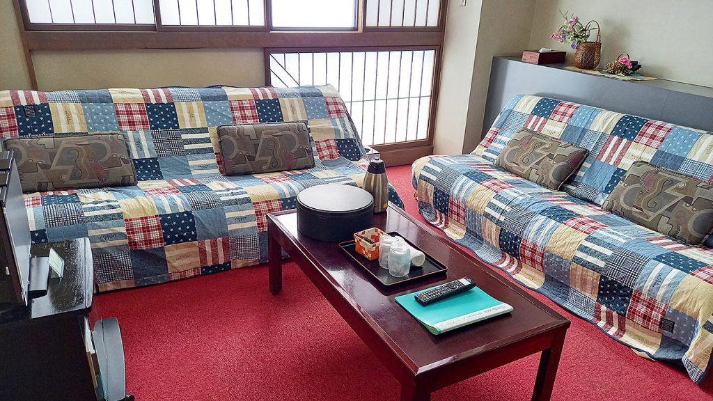 客室 | くつろぎの宿花笠高原荘