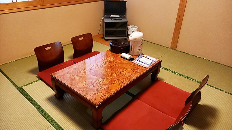 小休憩室 | 徳良湖温泉花笠の湯