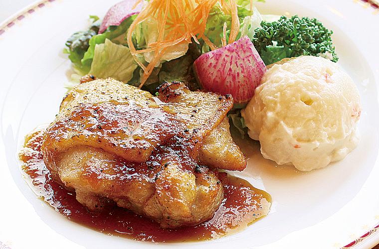 チキングリル | ステーキ&洋食レストラン徳良湖
