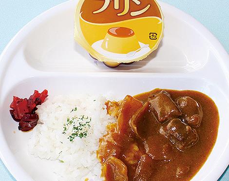 お子様ランチ(カレー) | ステーキ&洋食レストラン徳良湖