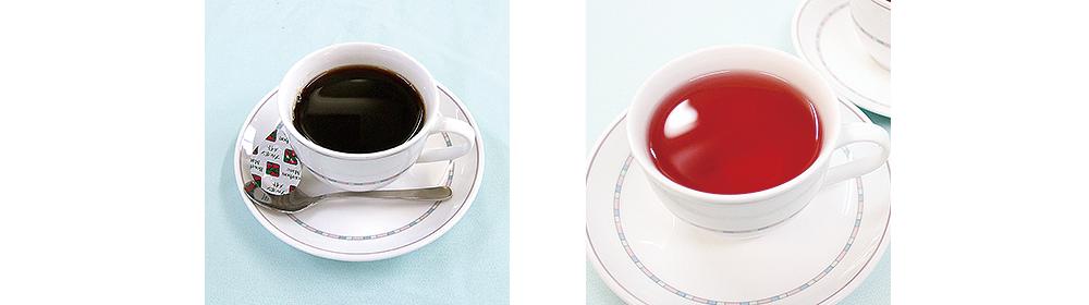 コーヒー&ティー | ステーキ&洋食レストラン徳良湖